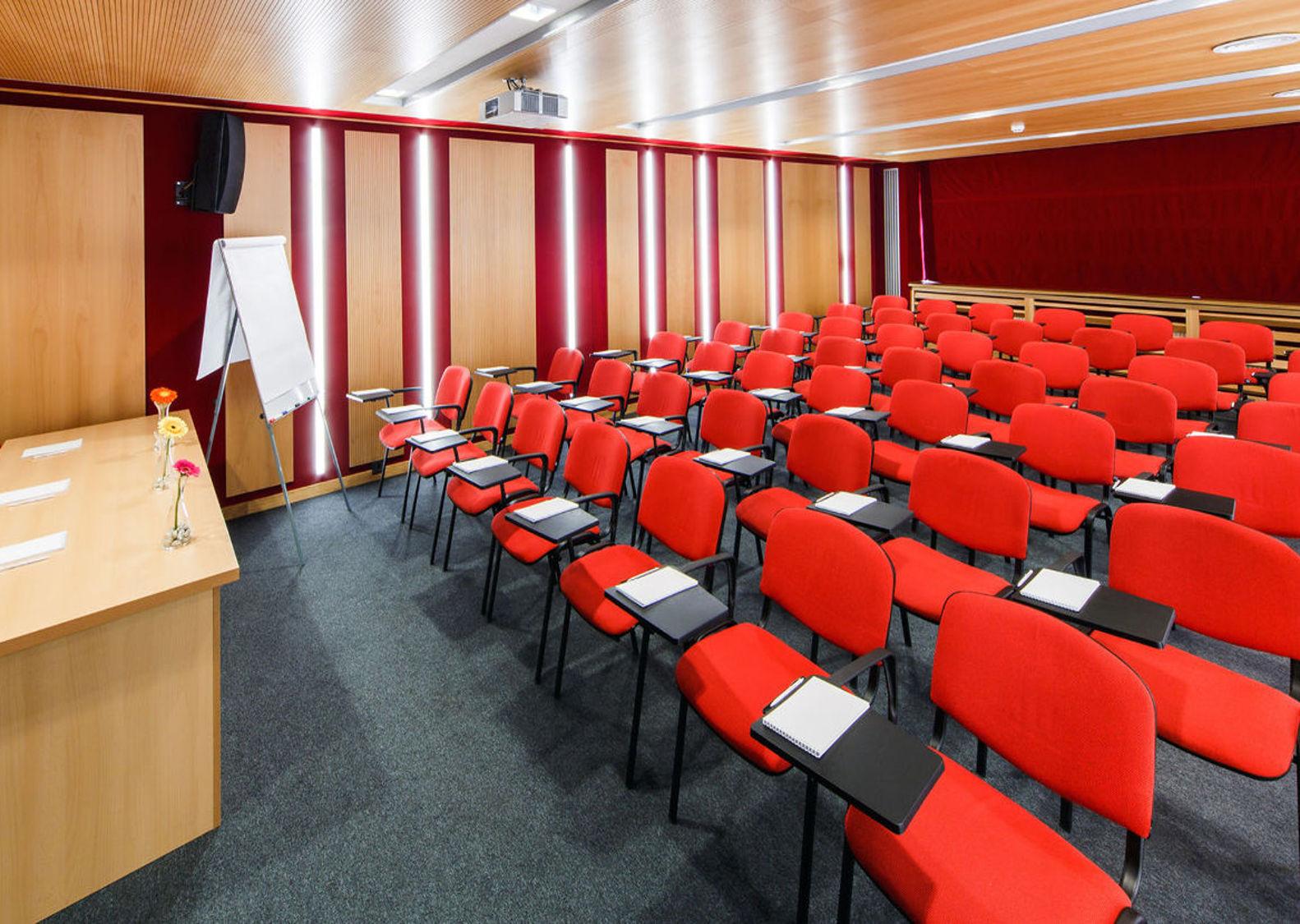 image d'une salle de réunion